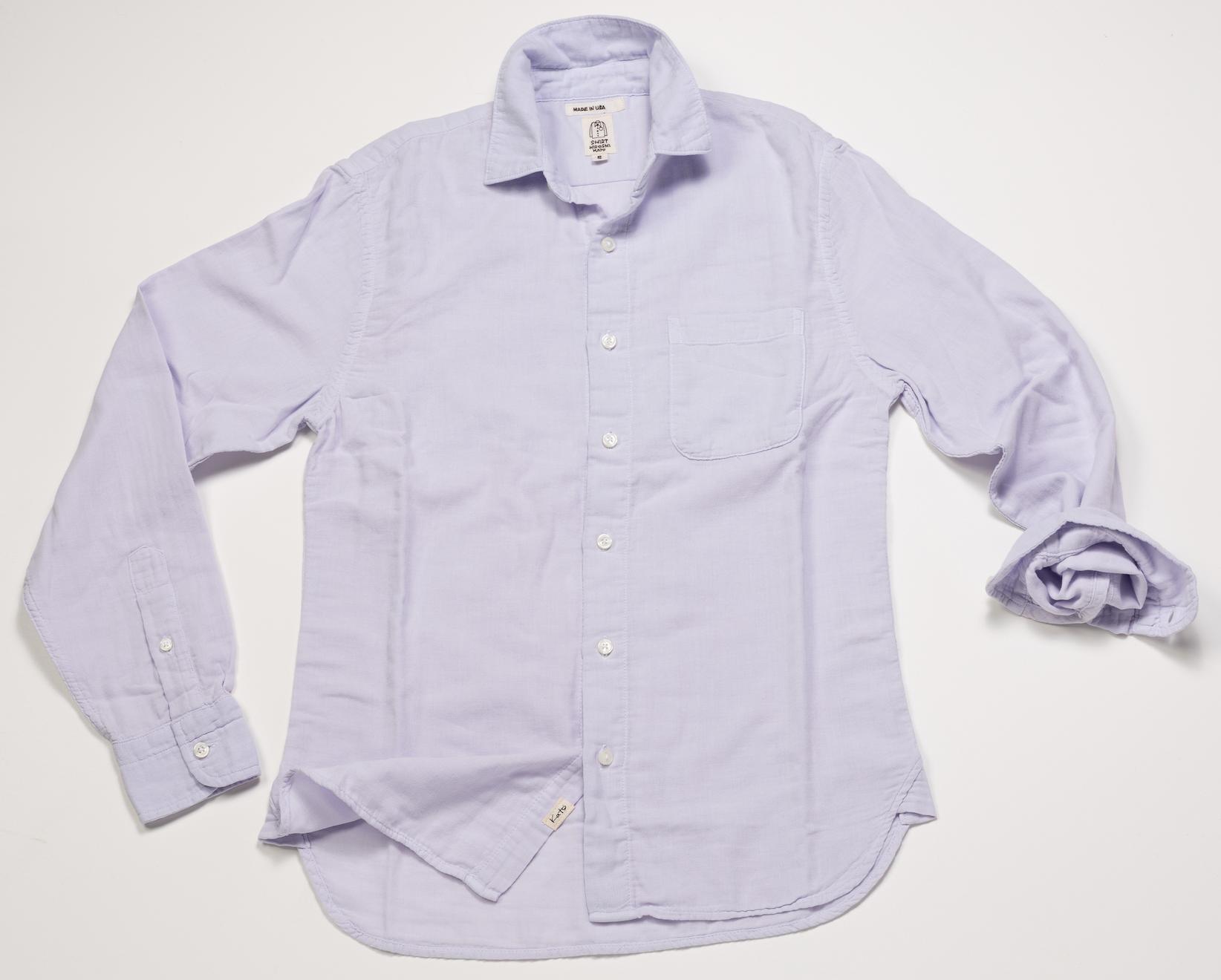 The Ripper Shirt – Light Lavender