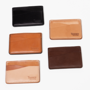 Journeyman Wallet // Various Colors