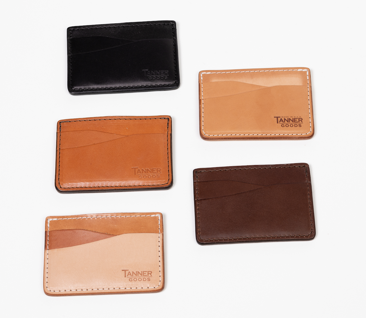 Journeyman Wallet – Various Colors