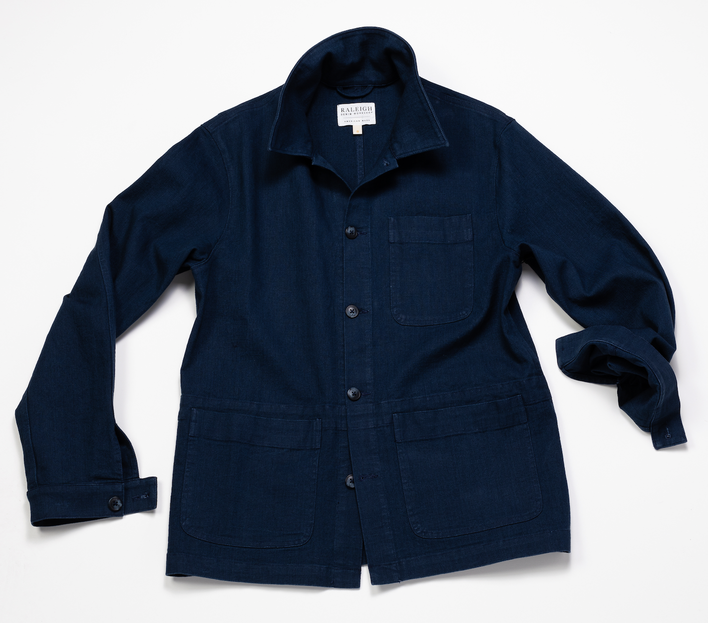 Chore Coat – Indigo Waves