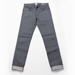 Pen Slim Jean // Raw Grey