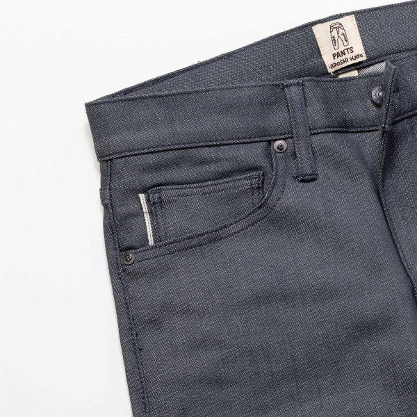 Pen Slim Jean // Raw Grey