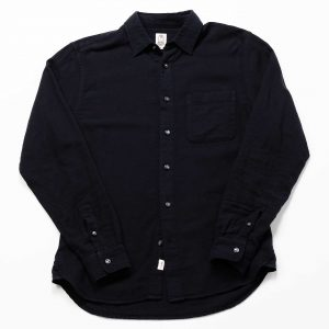 The Ripper Shirt // Black