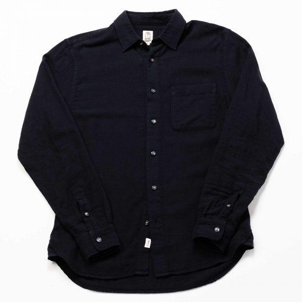 The Ripper Shirt // Black