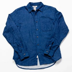 The Ripper Shirt // Dark Indigo