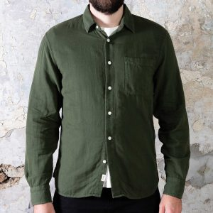 The Ripper Shirt // Forest Green