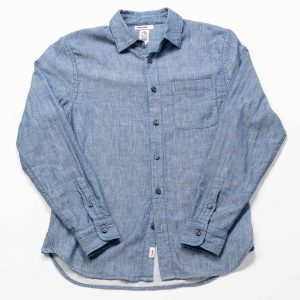 The Ripper Shirt // Light Indigo