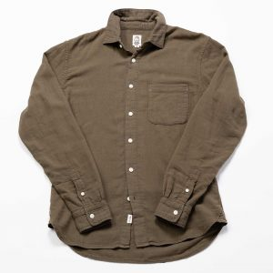The Ripper Shirt // Military Green