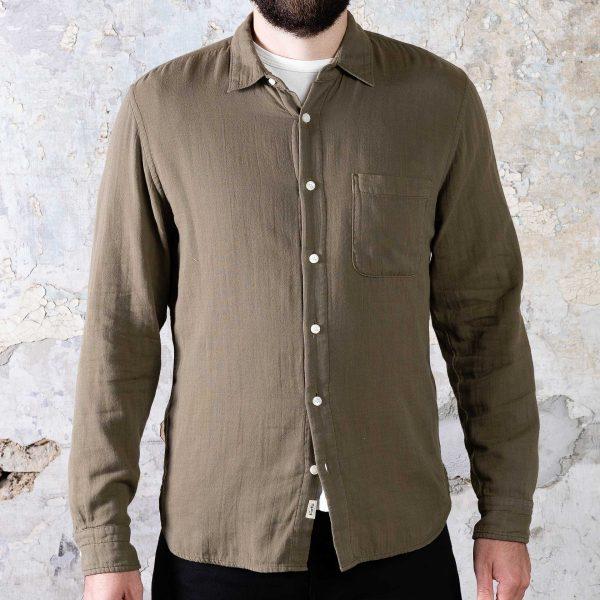 The Ripper Shirt // Military Green