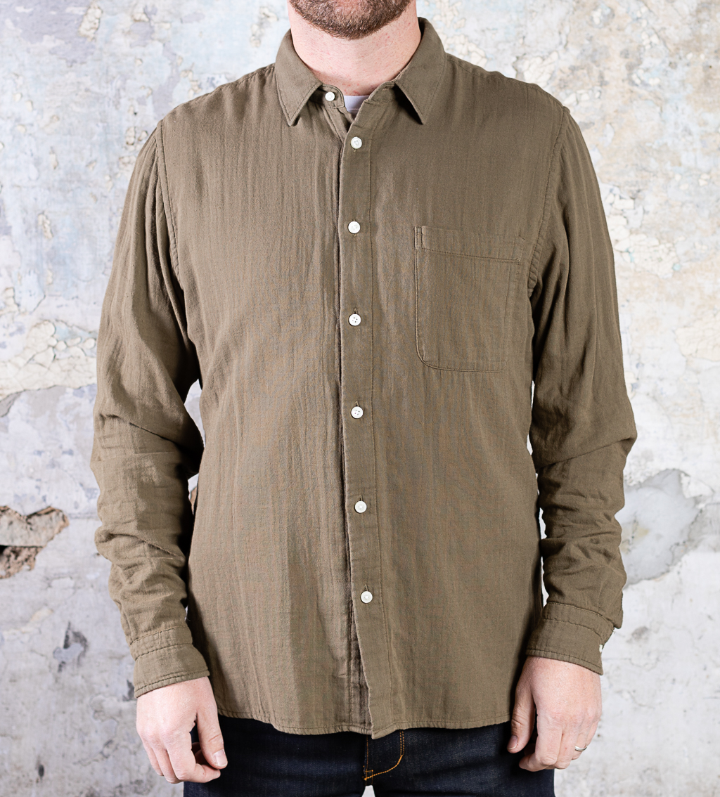 KATO The Ripper Shirt :: Military Green (replacement)