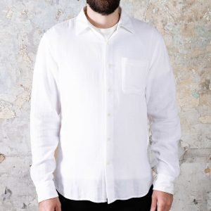 The Ripper Shirt // Crisp White