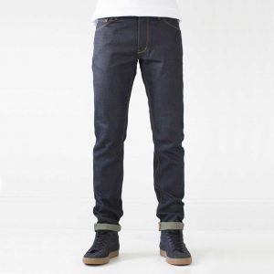 Martin Thin Taper Jean // OG Raw Indigo Selvedge