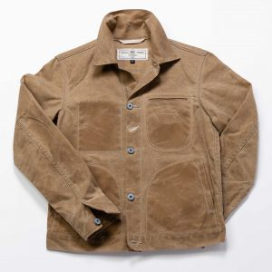 Ridgeline Supply Jacket // Tan