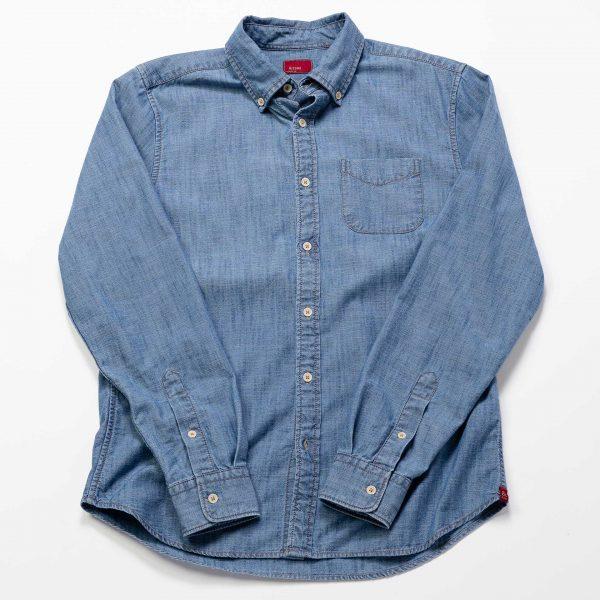Chambray Shirt // Light Indigo