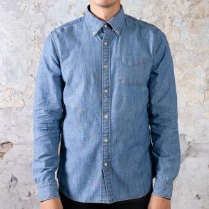 Chambray Shirt // Light Indigo