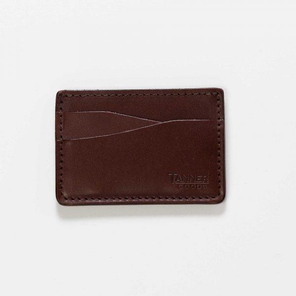 Journeyman Wallet - Cognac
