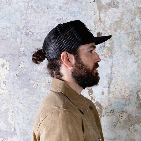 F&M Co. Trucker Hat // Black