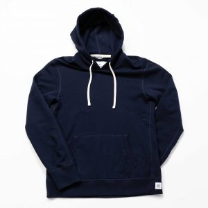 Pullover Hoodie // Mid-Weight - Navy