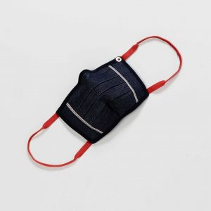 Denimhead Type II Face Mask // Selvedge Lines
