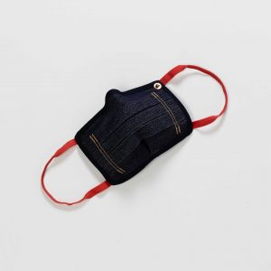 Denimhead Face Mask // Selvedge Denim