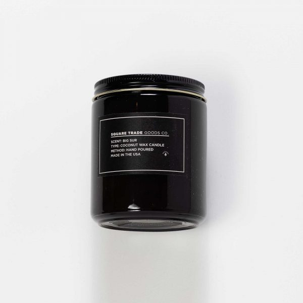 Candles // 8oz Single Wick - Various Scents