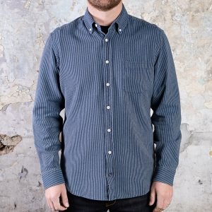 Taylor Stitch The Jack Shirt – Roped Indigo (replacement)