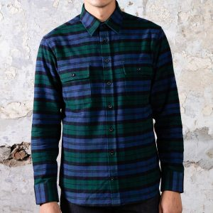 Yosemite Shirt - Blackwatch Plaid