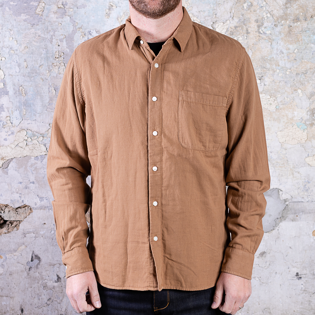 KATO The Ripper Shirt :: Camel (replacement)