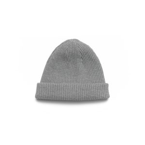 Heavyweight Thermal Knit Cap // Grey