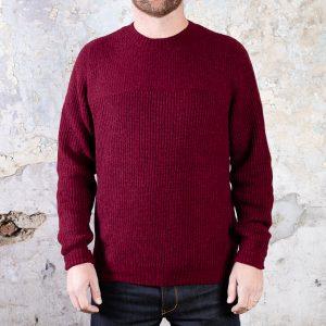 aymara Baby Alpaca Sweater :: Wine
