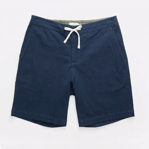 Norton Shorts // Bright Navy