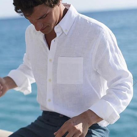 Playa Shirt // Snow