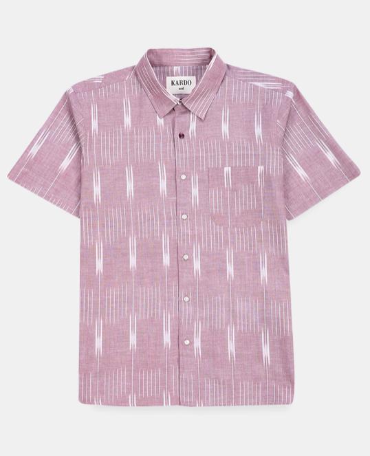 Regular Collar // Handloom Ikat